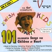 The Complete Jewish Kids Party, Vol.V Songs