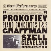 Prokofiev:  Piano Concertos Nos. 1 and 3; Sonata No. 3 in A Minor, Op. 28 Songs