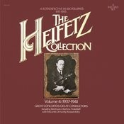 The Heifetz Collection - Vol. 4 Songs