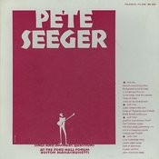 Pete Seeger Sings & Answers Questions Songs