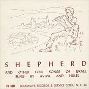 Shepherd And Other Folk Songs Of Israel Songs