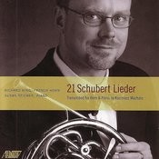 21 Schubert Lieder Songs