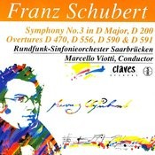 Franz Schubuert: The Complete Symphonic Works, Vol. IV Songs