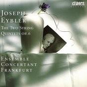 Joseph Eybler: String Quintets Songs