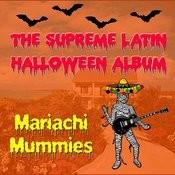 The Supreme Latin Halloween Album Songs