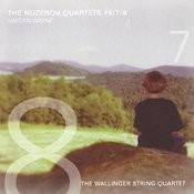 Hayden Wayne-The Nuzerov Quartets 6, 7 & 8 Songs