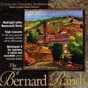 Bernard Rands Songs