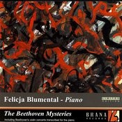 Violin Concerto In D Major, Op. 61, Transcribed For Piano By The Composer: II. Larghetto - Rondo: Allegro (Beethoven) Song