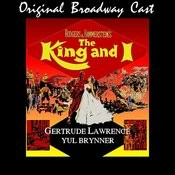 The King And I: Original Broadway Cast Songs