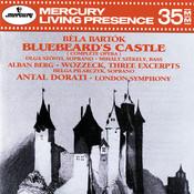 Bartók: Bluebeard's Castle / Berg: Wozzeck (excerpts) Songs