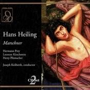 Marschner: Hans Heiling Songs