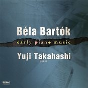 Bela Bartok: Early Piano Music Songs