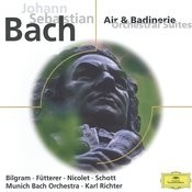 Suite No.2 In B Minor, Bwv 1067: Bach, J.S.: Air & Badinerie - Orchestral Suites Songs