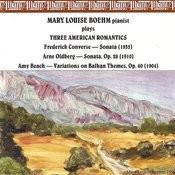 Three American Romantics Songs