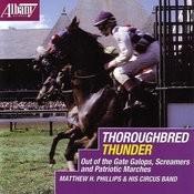 Thoroughbred Thunder Songs