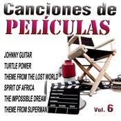 Canciones De Pelicula Vol.6 Songs