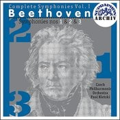 Beethoven: Symphonies Nos. 1-3, Egmont Overture Songs