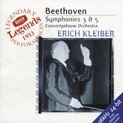 Beethoven: Symphonies Nos.3 & 5 Songs