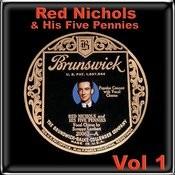 Red Nichols & His Five Pennies Vol 1 Songs