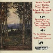 American Orchestral Compositions Songs