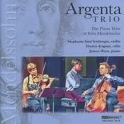 Piano Trios Of Mendelssohn Songs