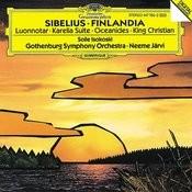 Sibelius: Finlandia; Luonnotar; Karelia Suite Songs