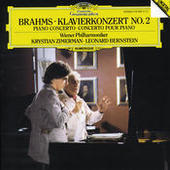Brahms: Piano Concerto No. 2 in B flat, Op. 83 Songs