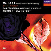 Mahler: Symphony No.2 Songs