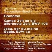 Johann Sebastian Bach: Gottes Zeit Ist Die Allerbeste Zeit, Bwv 106 - I.