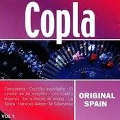 Original Spain: Copla Vol.1 Songs