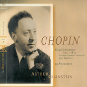 Rubinstein Collection, Vol. 5: Chopin: Concertos Nos. 1 & 2; 19 Nocturnes Songs
