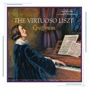 The Virtuoso Liszt Songs