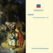 Mozart: Piano Quartets Nos.1 & 2 Songs