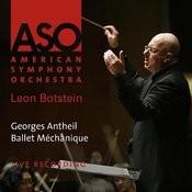 Antheil: Ballet Méchanique Songs