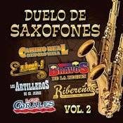 Duelo De Saxofones, Vol. 2 Songs