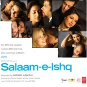 Salaam-E-Ishq Songs