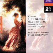 Mozart: Eine Kleine Nachtmusik; Serenata Notturna etc. Songs