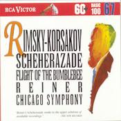 Rimsky-Korsakov: Scheherazade / Flight Of The Bumblebee Songs