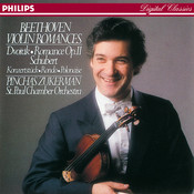 Beethoven/Schubert/Dvorak: Romances, etc Songs