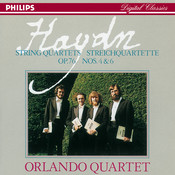 Haydn: String Quartets, Op. 76 Nos. 4 & 6 Songs