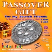 Passover Gift For My Jewish Friends, Vol. 1 Songs