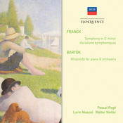 Franck: Symphony in D Minor, Variations Symphoniques – Bartók: Rhapsody Songs