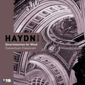 Haydn Edition Volume 7 - Divertimentos for wind instruments Songs