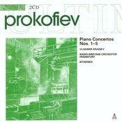Prokofiev : Piano Concertos Nos 1- 5 Songs