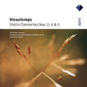 Vieuxtemps : Violin Concertos Nos 2, 4 & 5 (-  Apex) Songs