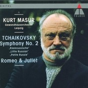 Tchaikovsky : Symphony No.2, 'Little Russian' & Romeo and Juliet Songs
