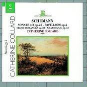 Schumann : Piano Sonata No.2, Arabeske & Papillons Songs