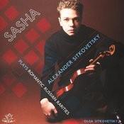 Sasha Plays Romantic Russian Rarities Songs