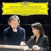 Unsuk Chin: 3 Concertos Songs