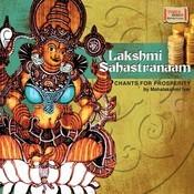 Lakshmi Sahastranaam Songs